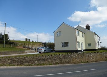 Thumbnail 4 bed semi-detached house to rent in Holm Vista, Lower Mynders, Shirenewton, Chepstow