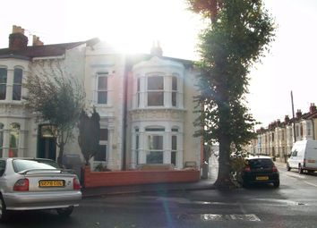 Thumbnail 1 bed end terrace house to rent in Laburnum Grove, Portsmouth