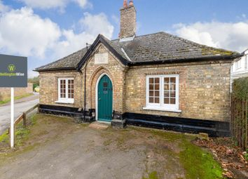 Thumbnail 2 bed detached bungalow for sale in Pinfold Lane, Godmanchester, Huntingdon