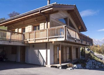 Thumbnail 4 bed chalet for sale in Beautiful And Recently Built Chalet, Haute-Nendaz, Valais, Valais, Switzerland