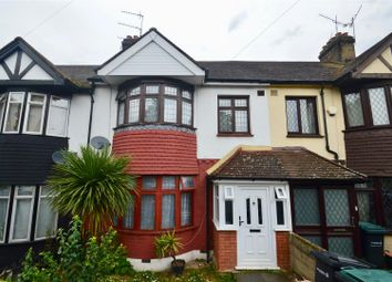 Thumbnail 4 bed terraced house for sale in Old Road East, Gravesend