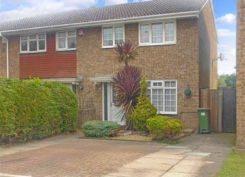 Thumbnail 3 bed end terrace house for sale in Myrtle Close, Erith, Kent
