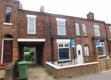 Thumbnail 3 bedroom terraced house to rent in Stockport Road West, Bredbury, Stockport