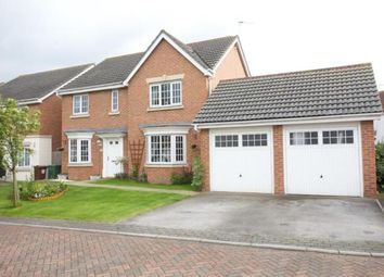 Thumbnail 4 bed detached house for sale in Caddon Avenue, South Elmsall, Pontefract