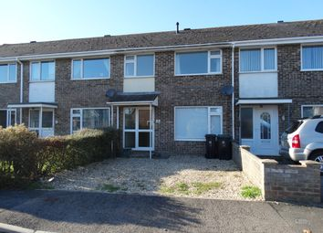 Thumbnail 3 bed terraced house to rent in Barrow Close, Dorchester