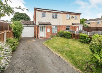 Thumbnail 3 bed semi-detached house for sale in Piccadilly Close, Chelmsley Wood, Birmingham