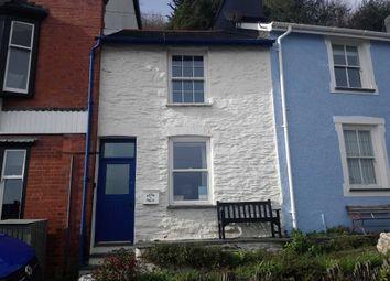 Thumbnail 2 bed terraced house for sale in Terrace Road, Aberdyfi, Gwynedd
