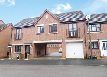 2 bed terraced house for sale in Miserden Cres, Westcroft, Buckinghamshire MK4