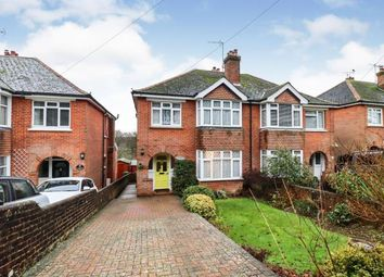 Watergate Road, Newport PO30. 3 bed semi-detached house for sale