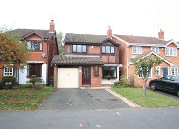 Thumbnail 4 bed detached house for sale in Stourbridge, Norton, Heath Farm Road
