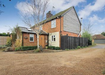 Thumbnail 4 bed semi-detached house for sale in `Swiss Cottage` And `Swiss Barn`, Mill Close, Wingrave