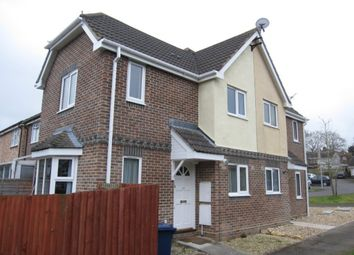 Thumbnail 1 bed end terrace house to rent in Woodsage Drive, Gillingham