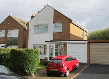 Thumbnail 3 bed detached house for sale in Meadow Lane, Willaston, Neston