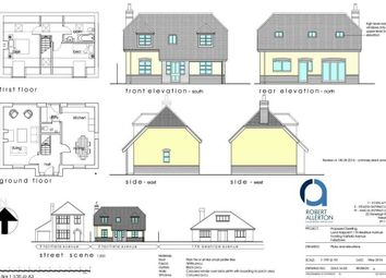 Thumbnail Land for sale in Fairfield Avenue, Felixstowe, Suffolk