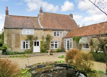 Thumbnail 4 bed cottage for sale in Main Street, Welby, Grantham