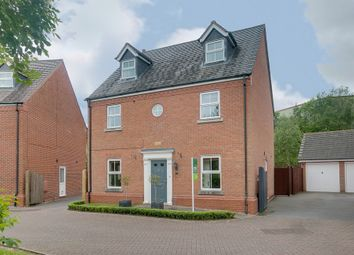 Thumbnail 5 bed detached house for sale in Compass Way, Breme Park, Bromsgrove