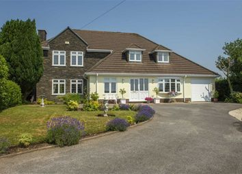Thumbnail 4 bed detached house for sale in Dunvant Road, Dunvant, Swansea