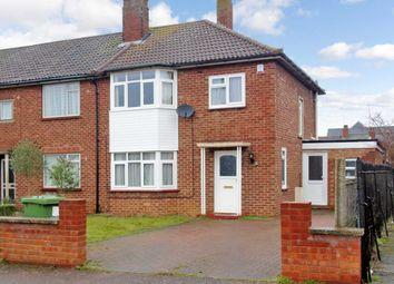 Thumbnail 3 bedroom semi-detached house for sale in Furze Way, Wolverton, Milton Keynes