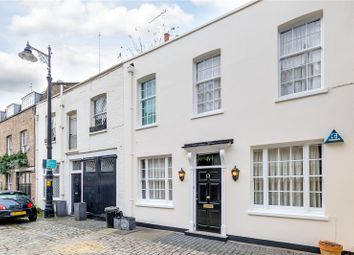 Thumbnail 2 bed mews house for sale in Eaton Row, London