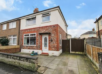Thumbnail 3 bed semi-detached house for sale in Ash Grove, Warrington
