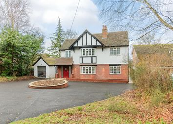 Thumbnail 4 bed detached house for sale in Chichester Road, Midhurst, West Sussex