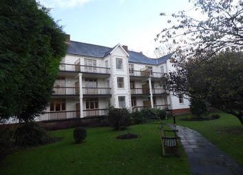 Thumbnail 1 bed flat to rent in Station Road, Tiverton