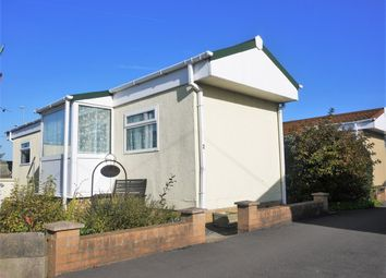 Thumbnail 1 bed mobile/park home for sale in Paddock Park, Worle, Weston-Super-Mare