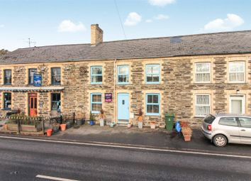 Thumbnail 3 bed terraced house for sale in Capel Bangor, Aberystwyth