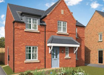 Thumbnail 4 bed detached house for sale in Off The A428, Houlton, Rugby