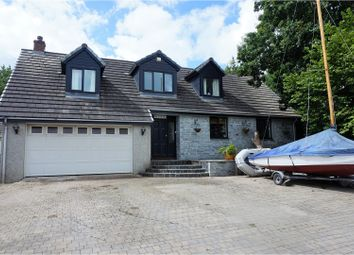 Thumbnail 4 bed detached house for sale in The Mount, Par