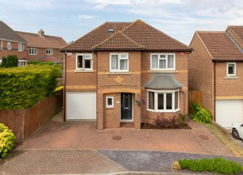 4 bed detached house for sale in Whigham Close, Singleton, Ashford TN23