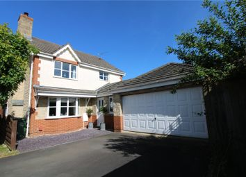 Thumbnail 4 bed detached house for sale in Jackthorne Close, Peatmoor, Swindon