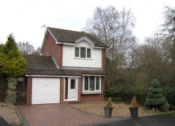 Thumbnail 2 bed detached house to rent in Needhill Close, Knowle, Solihull