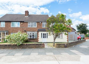 Thumbnail 5 bed semi-detached house for sale in Wood Lane, Hornchurch