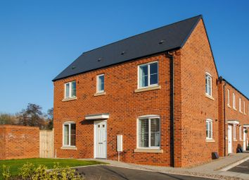 Thumbnail 3 bed detached house for sale in Hankinson Road, Warwick