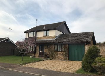 Thumbnail 4 bed detached house for sale in Ullswater Avenue, South Wootton, King's Lynn