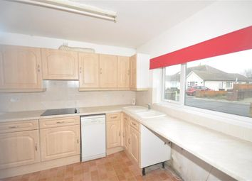 Thumbnail 2 bedroom semi-detached bungalow for sale in Violet Avenue, Ramsgate, Kent