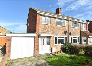 Thumbnail 3 bed semi-detached house for sale in Herne Rise, Ilminster, Somerset
