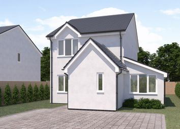 Thumbnail 4 bedroom detached house for sale in Balgray Road, Lesmahagow, Lanark
