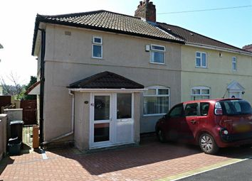 Thumbnail 3 bed semi-detached house for sale in Selworthy Road, Brislington, Bristol