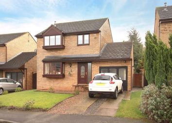 Thumbnail 3 bed detached house for sale in Castlerow Drive, Sheffield, South Yorkshire