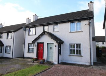 Thumbnail 3 bed semi-detached house for sale in Cairndore Grange, Newtownards