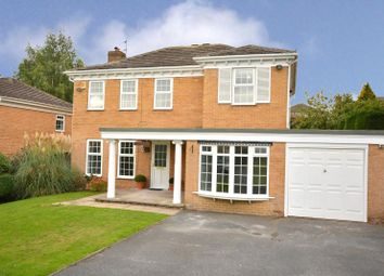 Thumbnail 4 bed detached house for sale in Shadwell Park Grove, Leeds, West Yorkshire