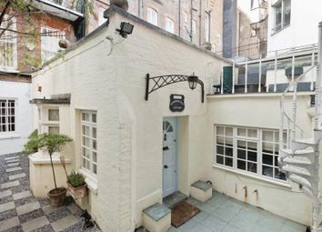 Thumbnail 2 bed cottage to rent in Dilke Street, Chelsea, London