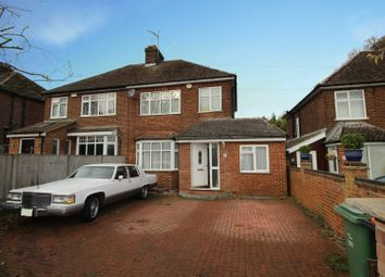 Thumbnail 4 bed semi-detached house for sale in Beech Road, Dunstable, Bedfordshire