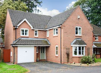 Thumbnail 4 bed detached house for sale in Selwyn Road, Burntwood