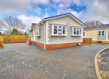 Thumbnail 2 bedroom bungalow for sale in The Drift, Elsworth