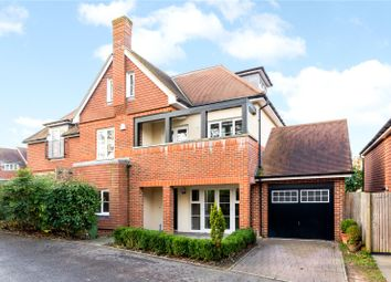 Thumbnail 4 bed detached house for sale in Romans Close, Guildford, Surrey