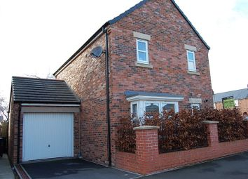 Thumbnail 3 bed detached house for sale in Amberdale Avenue, Walkergate, Newcastle Upon Tyne