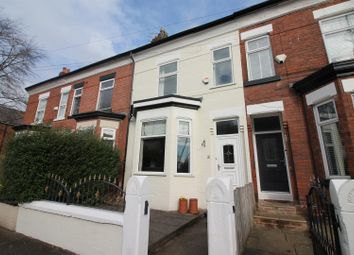 Lime Avenue, Urmston, Manchester M41. 3 bed terraced house for sale